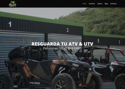 Villas 4×4 Geco / WEB