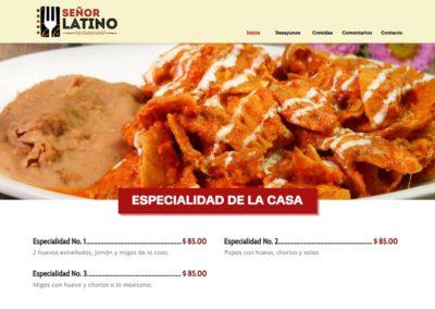 Sr.Latino / WEB